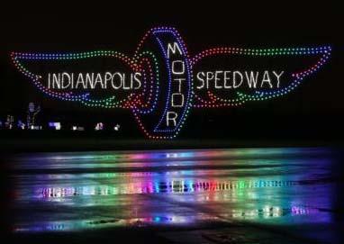 December 2017 racing news indycar formula 1 indy for Atlanta motor speedway light show