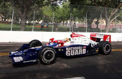2009 Indycar Irl Team Driver Photos